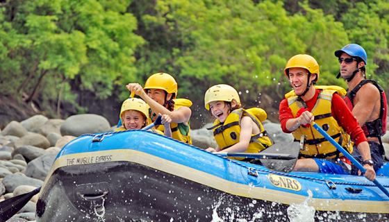Costa Rica Family Multisport Tour